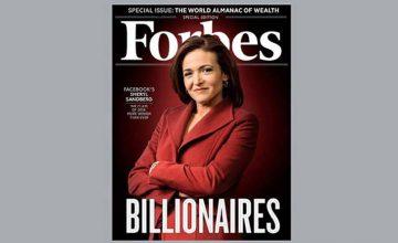 2014 Forbes Billionaire Women Record Breaking Year