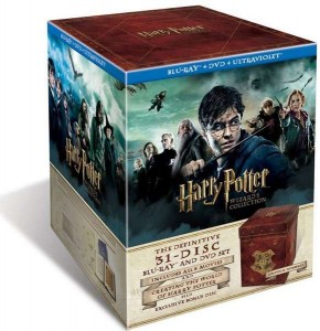 31 Disc Harry Potter Collection