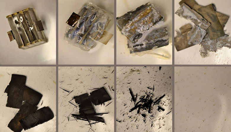 Biodegradable Batteries