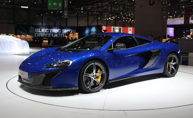 Top 5 Leading Cars of Geneva