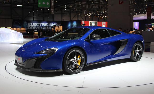 Top 5 Leading Cars of Geneva