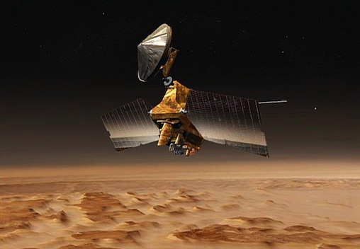 NASA Tries To Repair Mars Orbiter