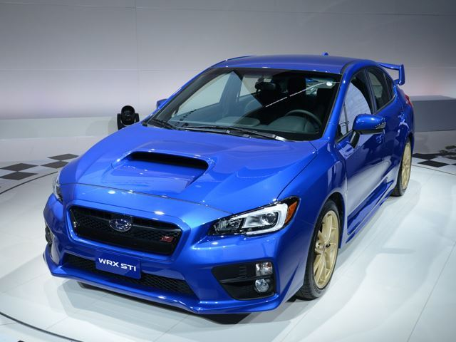 Could Subaru Establish an STI Sub-Brand?