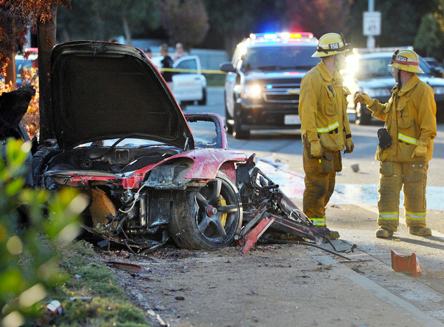Crash Killed Paul Walker