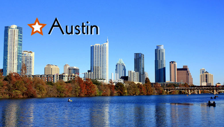 Austin Tops the List of America's Fastest Growing Cities