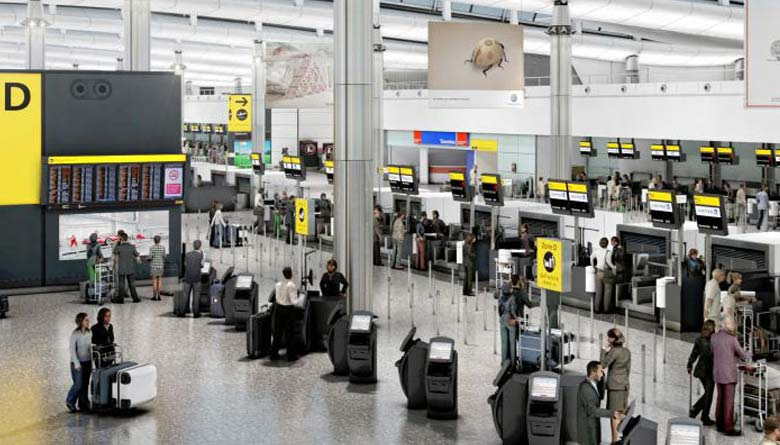 Changing Travel Trends At The Heathrow Airport