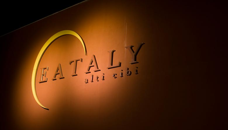 Eataly firm