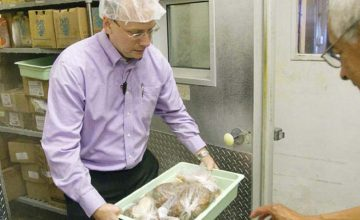 Fairfax County Food Bank on Blink to Collapse