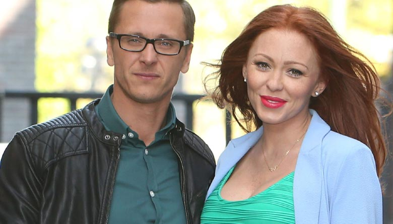 Natasha Hamilton And Ritchie Nivelle