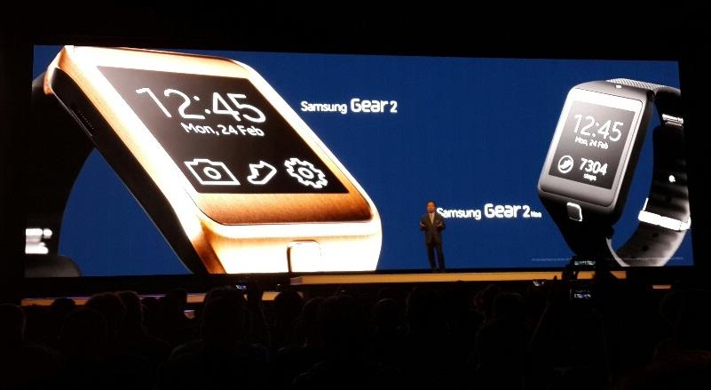 Samsung Galax Gear 2