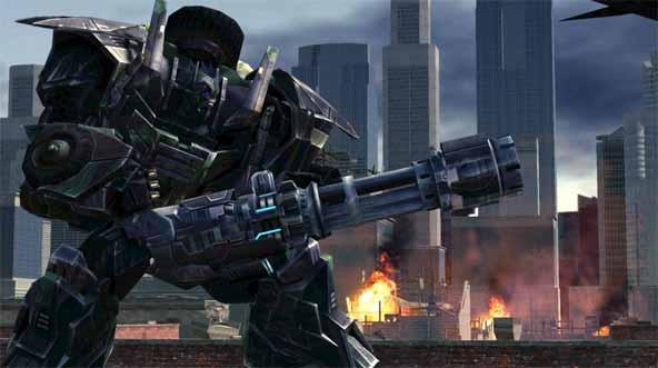 Transformers Universe Closed Beta Weekend
