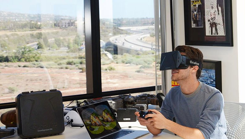 Virtual Reality Could Expand beyond Gaming Experiences