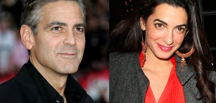 George Clooney Finally Engaged!