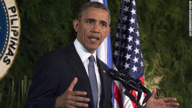 Obama Skips China Visit During Asian Tour