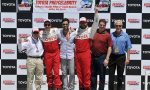 Toyota Grand Prix of Pro/Celebrity Race Field 2014