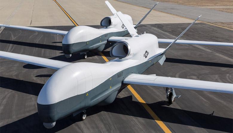 U.S. Navy Drones & Planes
