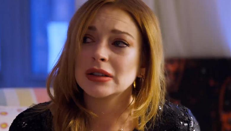Lindsay Lohan's Confession