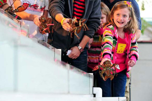 lobster race