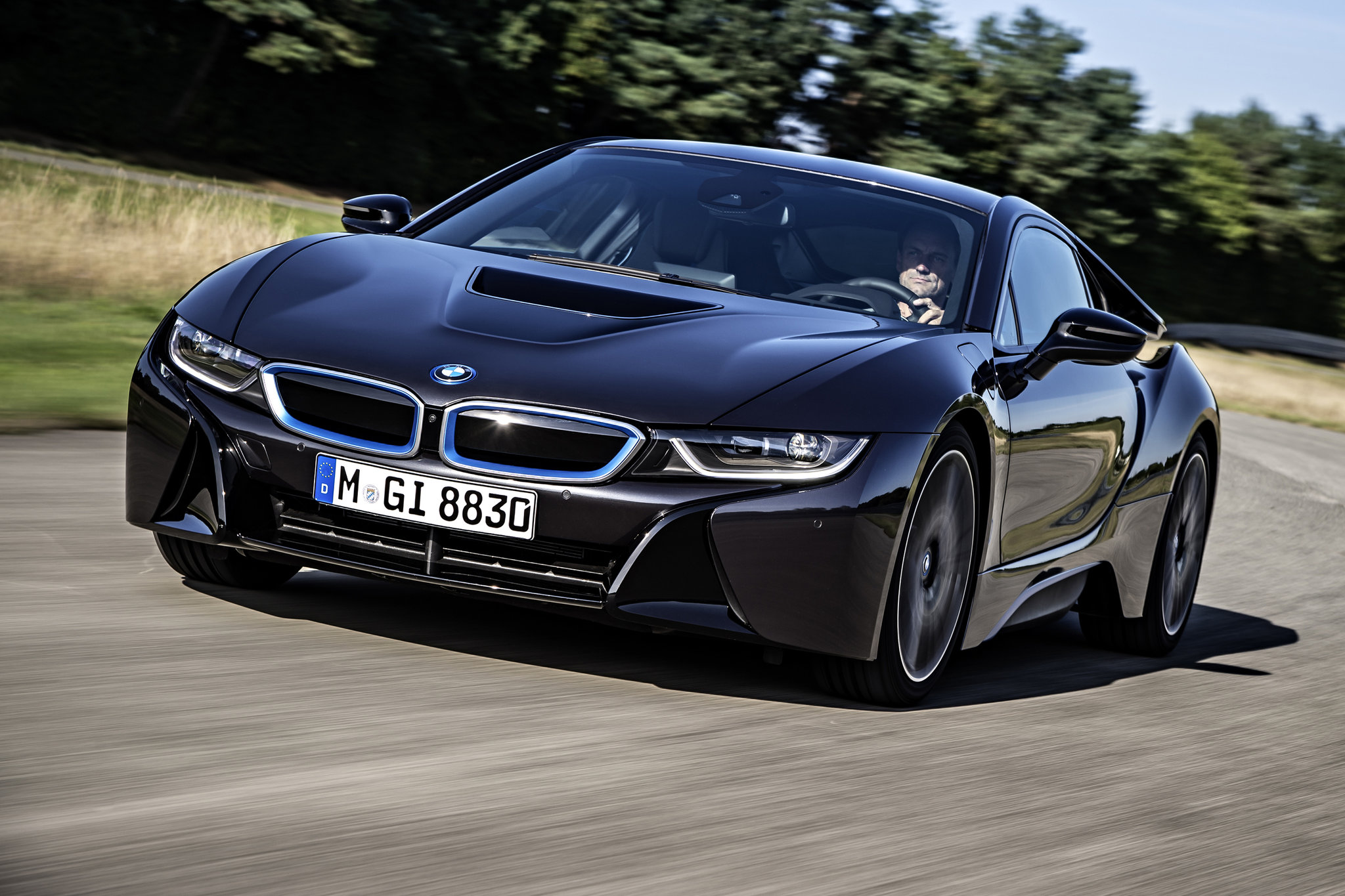 One does not simply categorize BMW i8