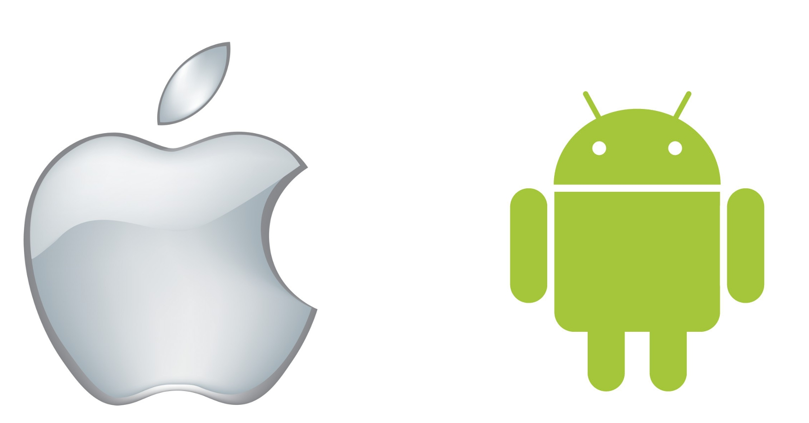 Apple Apps on Android Device