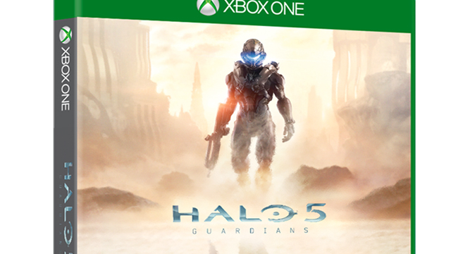 Microsoft Announces Halo 5