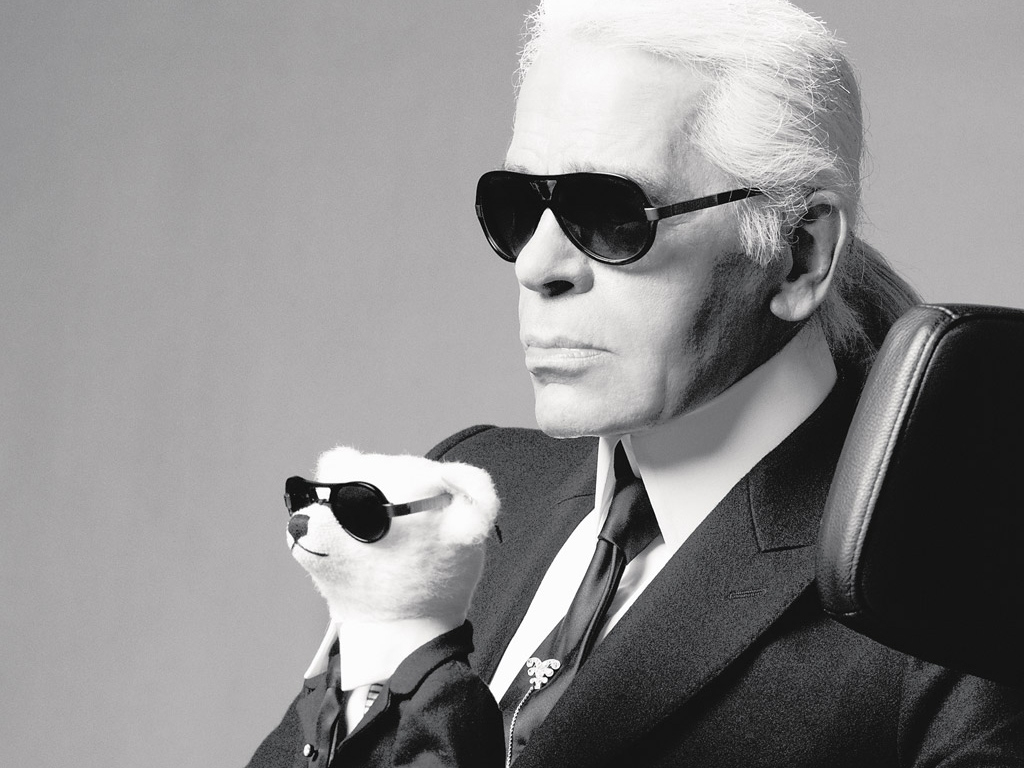 Karl Lagerfeld on childhood