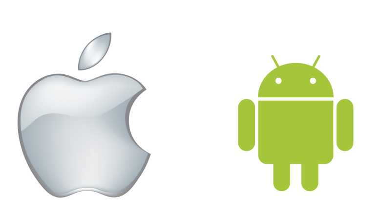 APPS AND SOFTWARE Apple Apps On Android Device