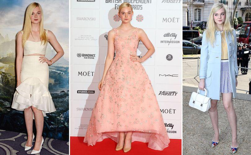 Phenom Elle Fanning Glamour
