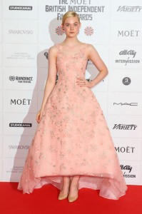 Elle Fanning Glamour Style Icon