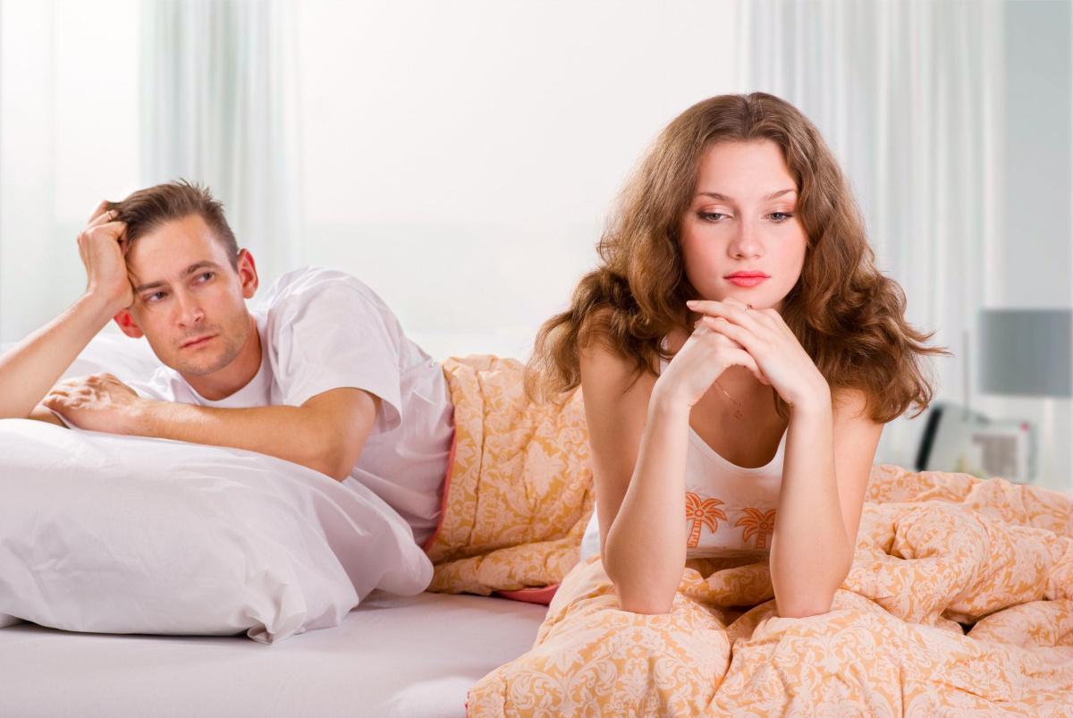 как вернуть половое влечение к мужу