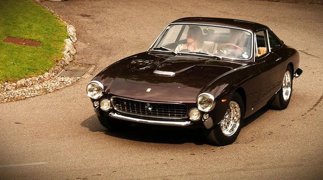 Steve McQueen's Ferrari