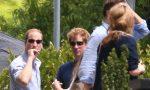 Princes William & Harry
