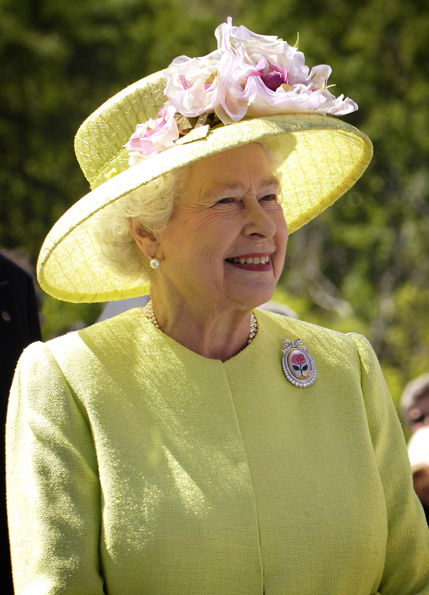 Queen Elizabeth II in Westeros