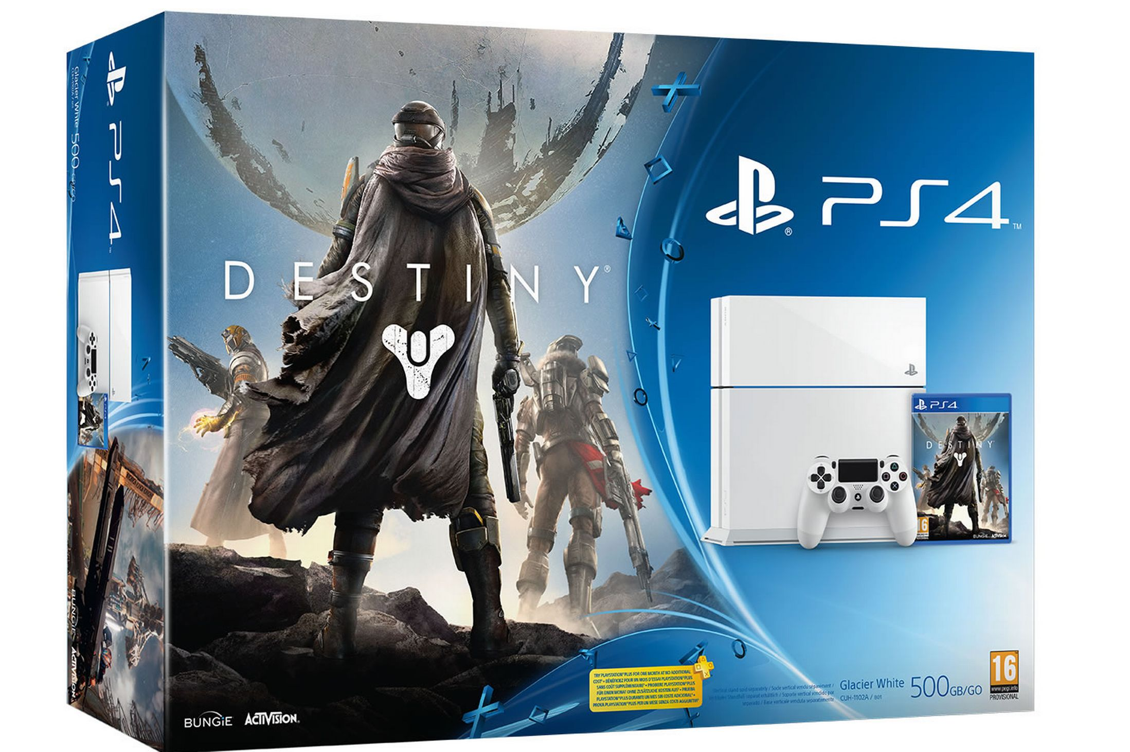 ps4-with-destiny