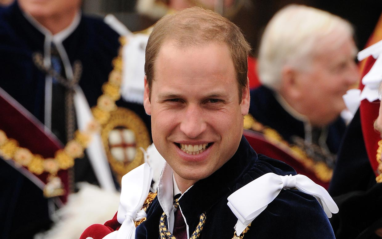 Prince William Gets Luxury Helicopter from the Queen