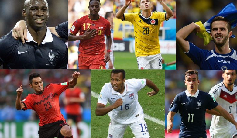 2014 World Cup Prospected Players To Look Out