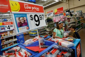 Wal-Mart Quarterly Profits Spike Up 17 Percent