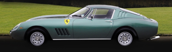 Expensive Ferrari