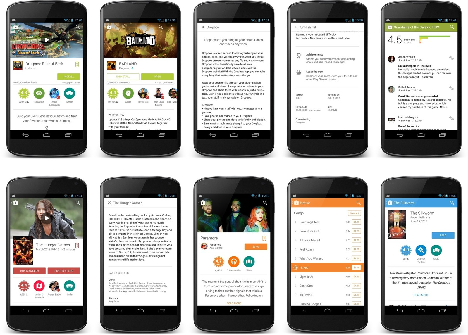 google-play-app-material-design