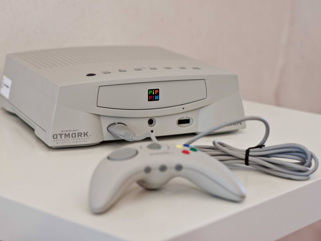 The-Pippin-manufactured-by-Bandai-was-Apples-first-stab-at-a-gaming-console-It-sold-only-42000-units-before-being-discontinued-in-1997-a-year-after-its-release-