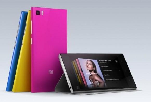 China's Xiaomi Smartphone