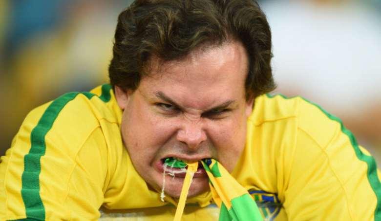 Brazil thrashed by Germany