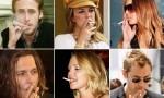 Millions of Celebrities Still Can't Quit Kick the Smoking Habit