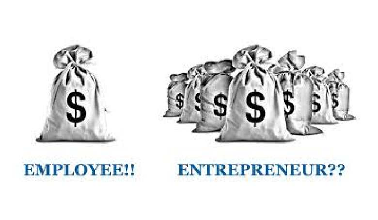 Changing From An Employee to An Entrepreneur