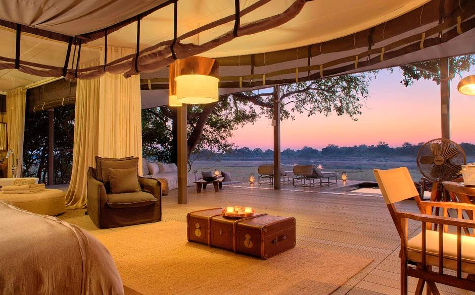 Best Luxury African Safaris Glozine