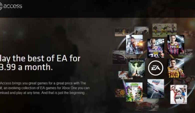 EA Unveils