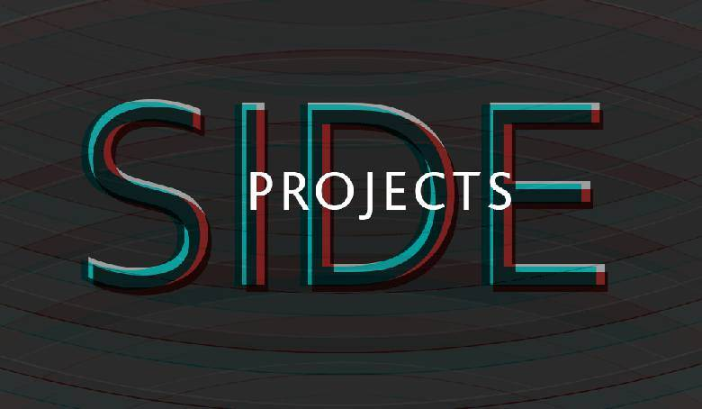 Entrepreneurs' side projects