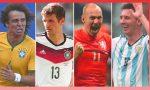Germany Netherlands Argentina