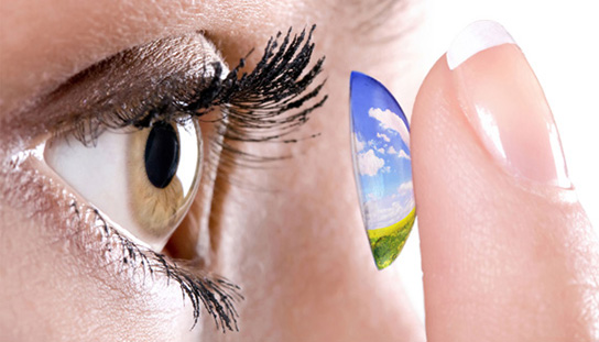 Google Contact Lenses Technology