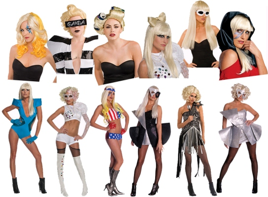 Lady Gaga's Bizarre Fashion Statements